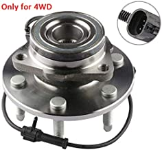 MOSTPLUS Wheel Bearing Hub Front Wheel Hub and Bearing Assembly 515036 Compatible for..