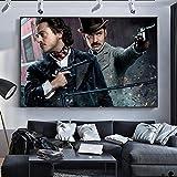 wZUN Doktor TV-Serie Poster und druckt Wandbilder auf