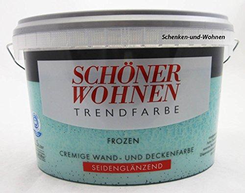 SCHNER WOHNEN KOLLEKTION,Trendfarbe »frozen«,Frozen,2.5 l