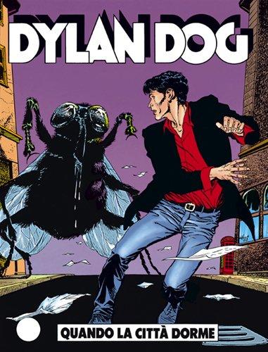 DYLAN DOG, n.29 - Quando la città dorme (ristampa)