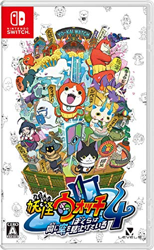 Yo-kai Watch 4: We're Looking Up at the Same Sky [Japan Import]