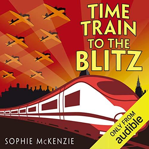 Time Train to the Blitz Titelbild