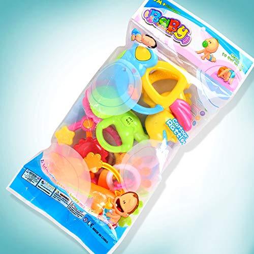 DishyKooker Schertsartikel, knijpspeelgoed, babyhandmassage, bal, prise-bal, multifunctioneel materiaal, kan de tanden bijten, lijm, badspeelgoed