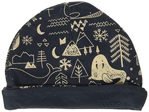 Noppies B Hat Ada AOP Bonnet, Multicolore, Unique (Taille Fabricant:) Bébé garçon