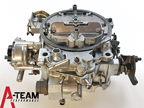 A-Team Performance 1904R - Remanufactured Rochester Quadrajet Carburetor - 4MV - 1980-1989 Electric Choke CARB Compatible With GM/CHEVY