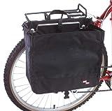 Inertia Designs Metro Basket Pannier - Single, Side, Black