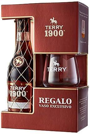 Terry 1900 Brandy Solera + Regalo Vaso, 700ml