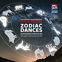 Zodiac Dances-philip Sparke: Central Band Of The Royal Air Force