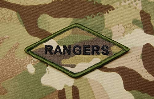us army ranger velcro patch - 9