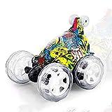 YUMOYA Remote Control Car, RC Stunt Car Invincible...