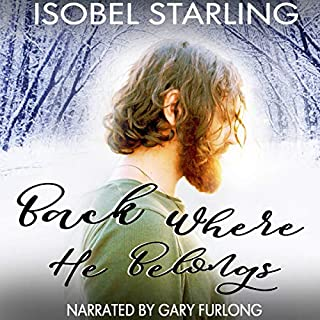 Back Where He Belongs audiobook cover art