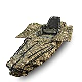 YakGear Ambush Camo Kayak Cover & Hunting Blind