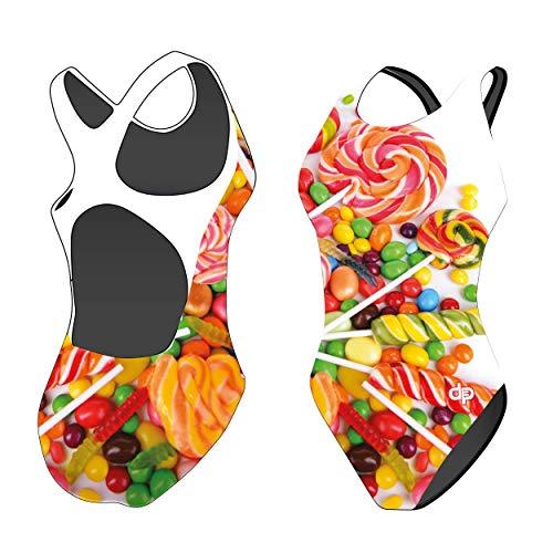 Diapolo -  Costume intero  - Donna multicolore L