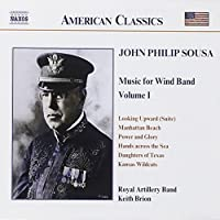 Sousa: Music for Wind Band, Vol. 1 (2001-05-03)