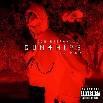 GUN4HiRE (feat. KLHiO)