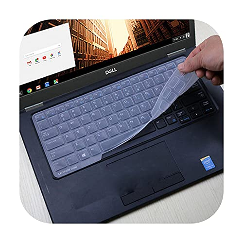 Custodia protettiva per tastiera per notebook Dell Latitude 5450 3340 7480 7490 5490 5491 E5450 E5470 E7450 E7490 E5490-Clear