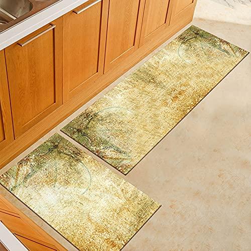 Anti Slip Kitchen Mat/Entrance Doormat/Living Room Carpet/Bath Mats Balcony Floor Mat Hallway Rugs Home Decor A17 50x80cm
