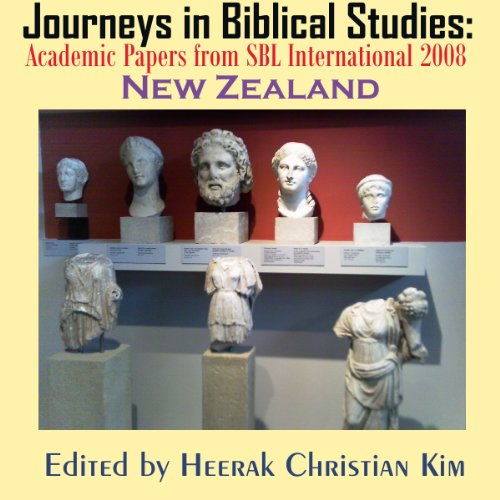 Journeys in Biblical Studies audiobook cover art