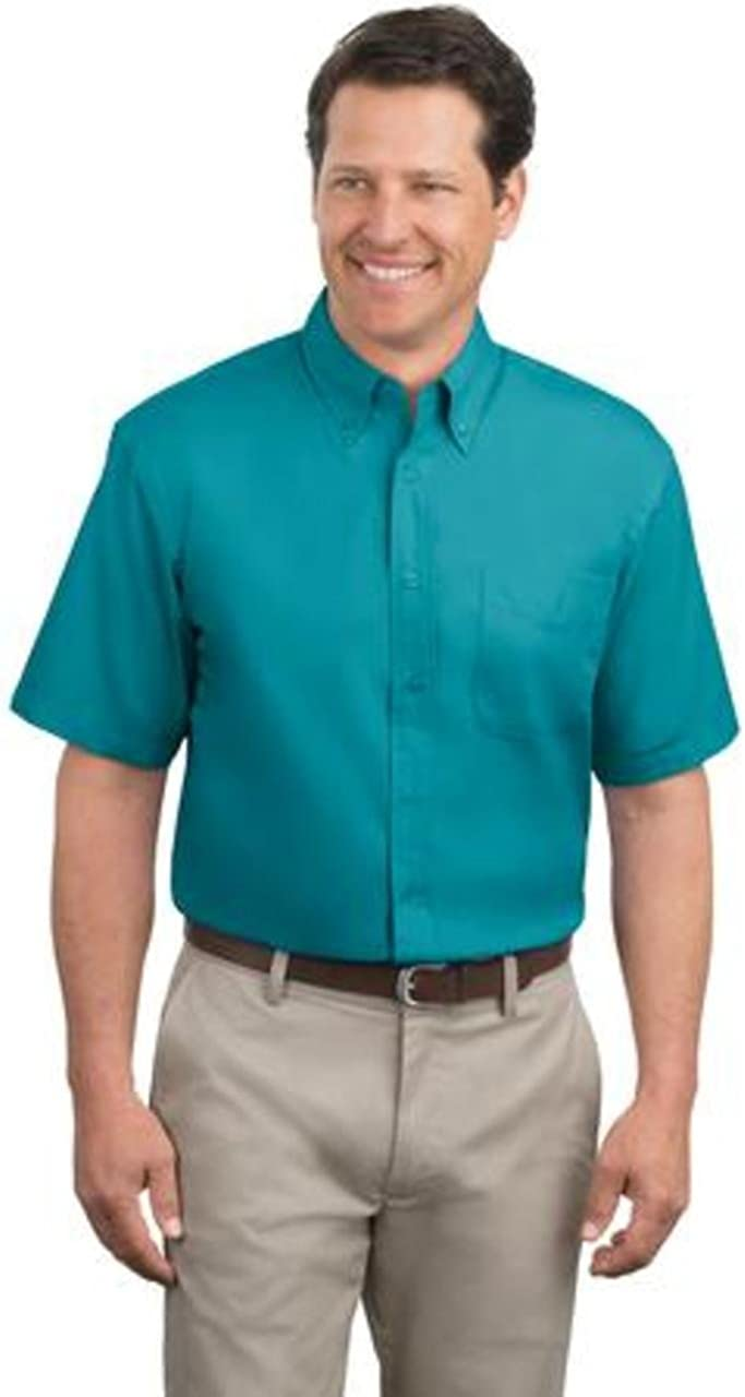 Port Authority Men's Tall Short Sleeve Easy Care