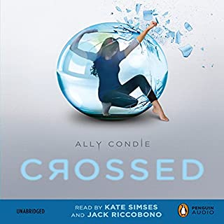 Crossed audiobook cover art