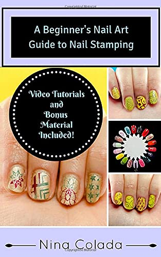 A Beginner's Nail Art Guide to Nail Stamping