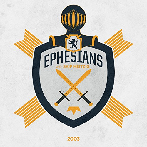 49 Ephesians - 2003 audiobook cover art