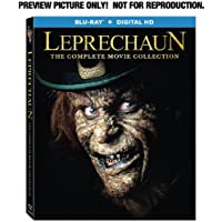 Leprechaun The Complete Movie Collection (Blu-ray)