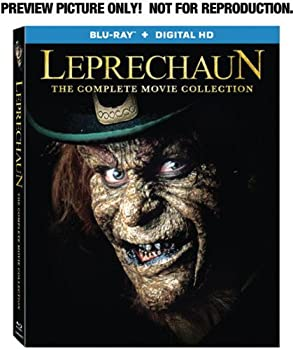 Leprechaun The Complete Movie Collection [Blu-ray]
