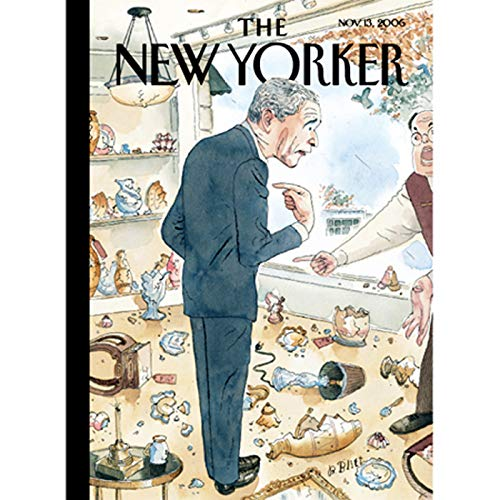 The New Yorker (Nov. 13, 2006)                   By:                                                                                                                                 John Cassidy,                                                                                        Shauna Lyon,                                                                                        Kate Julian,                   and others                          Narrated by:                                                                                                                                 uncredited                      Length: 1 hr and 57 mins     Not rated yet     Overall 0.0