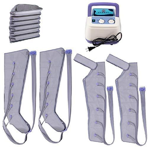 Massage Jambes Appareil de Massage Bottes de Pressothérapie...