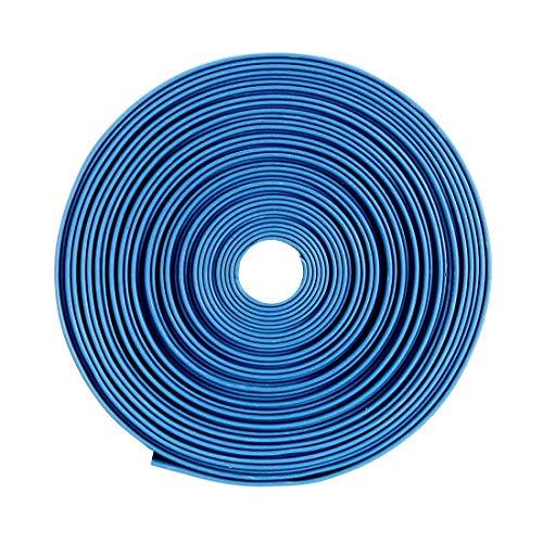 Tubo termorretráctil 2: 1 tubo de aislamiento eléctrico, cable de manguera, manguera,...