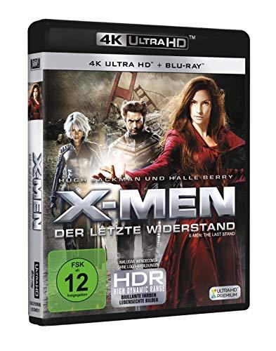 X-MEN: DER LETZTE WIDERSTAND (4K Ultra HD) [Blu-ray]