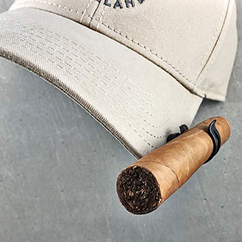 GarClip Magnetic Cigar Holder