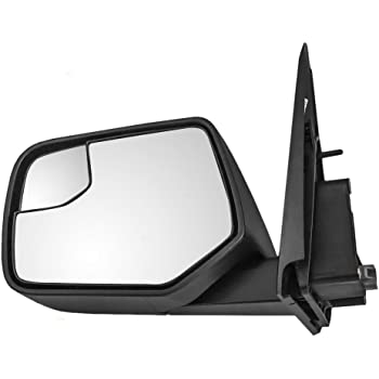 TYC 2600031 Compatible with Ford Escape Passenger Side Power Non-Heated Replacement Mirror