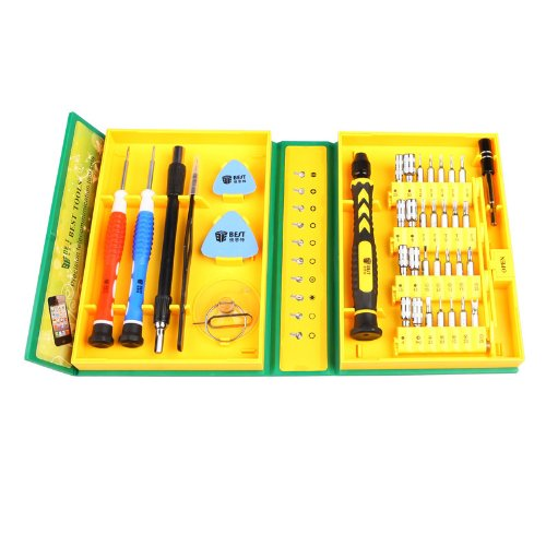 Best bst-892138pcs Universal Repair Tool Kit für PC, Laptop, Smartphone, Tablet