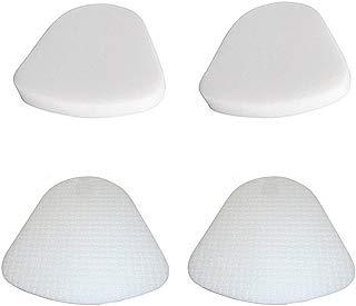 2 Pack Foam and Felt Pre-Filter Kit Replacements for Shark XFF350 XFF350NZ Navigator Lift-Away NV350, NV351, NV352, NV355, NV356, NV356E, NV357, NV360, NV370, UV440, UV540