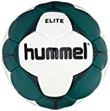 Hummel Erwachsene Smu Elite HB Handball, weiß (White/Green), 3