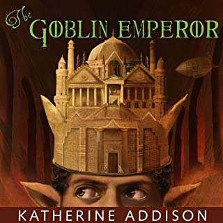 The Goblin Emperor cover art