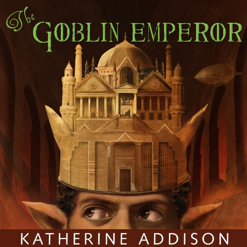 The Goblin Emperor audiobook cover art