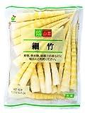 ヤマサン 嬉山菜 細竹 150g