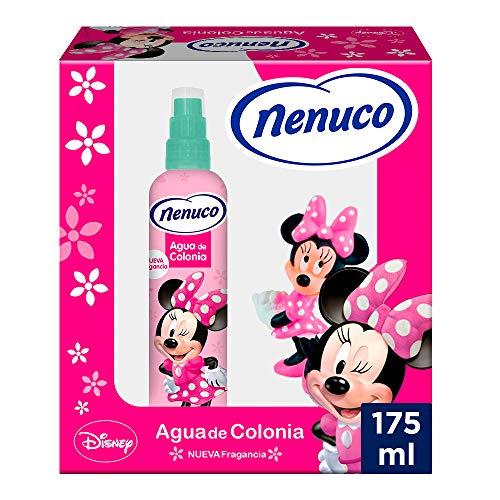 Nenuco Pack Agua de Colonia Infantil Bebé Minnie con Muñeco - 175 ml