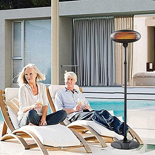 RJJBYY Calentador eléctrico de patio para exteriores – Ca