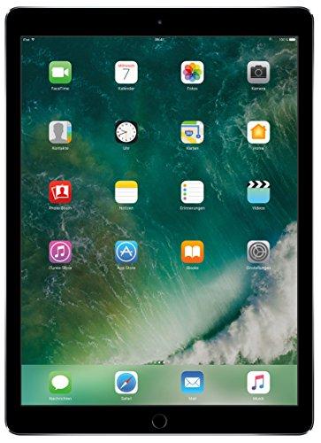 Apple iPad Pro ML0N2FD/A 32,8 cm (12,9 Zoll) Tablet PC (Wi-Fi, 4GB RAM, 128GB HDD, Apple iOS, Touchscreen) spacegrau (Generalüberholt)