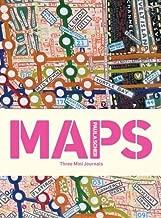 Paula Scher MAPS New York/Paris/London: Three Mini Journals