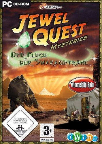 Jewel Quest: Mysteries - Der Fluch der Smaragdträne