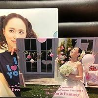 松田聖子 コンサートツアー2014 クリアファイル 2枚セット DreamFantasy