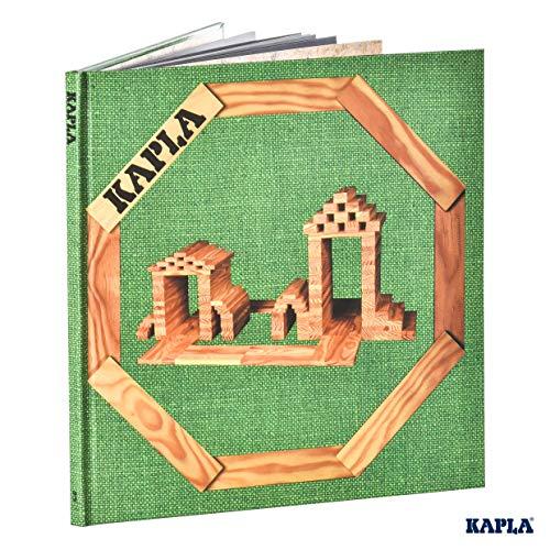 Hasbro Kapla - KAP27 - Livres d'art - Tome 3 (Vert)
