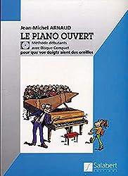 Piano ouvert +CD (Méthode débutants) - Piano