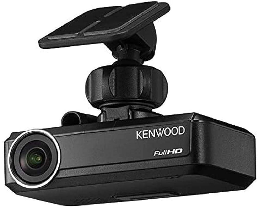 凍結解釈する貝殻ケンウッド(KENWOOD) 彩速ナビ連携 ドライブレコーダー フロント用 DRV-N530