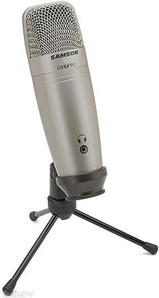 Microfoni per Condensatore Doost, Computer, Omnidirezionale Plug-And-Play da 3,5 Mm, Adatto per Giochi, Video Youtube, Podcast di Registrazione, Studi, per Pc, L - Trova i prezzi più bassi